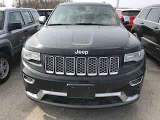 2014 Jeep Grand Cherokee Summit 4x4 3D Navigation Nappa Leather SUV