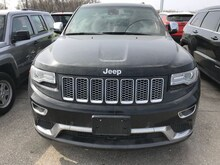 2014 Jeep Grand Cherokee Summit 4x4 3D Navigation Nappa Leather SUV
