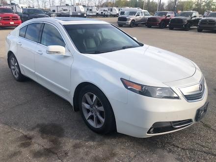 Featured Used 2013 Acura TL Base Sedan for sale near you in Gimli, MB near Winnipeg
