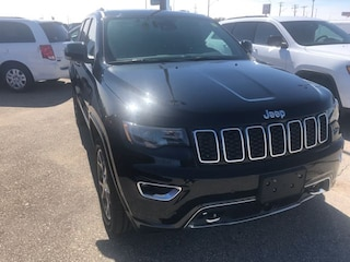 New 2018 Jeep Grand Cherokee Sterling Edition SUV 1C4RJFBG5JC379952 for sale near you in Gimli, MB