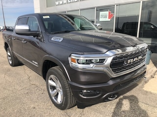 New 2021 Ram 1500 Limited 4x4 Crew Cab 144.5 in. WB 1C6SRFHT1MN528260 for sale near you in Gimli, MB near Winnipeg