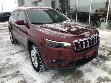 Featured 2019 Jeep Cherokee North 4x4 for sale near you in Gimli, MB