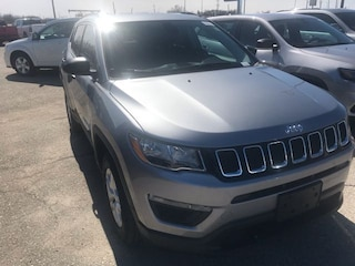 New 2019 Jeep Compass Sport SUV 3C4NJDAB5KT651317 for sale near you in Gimli, MB