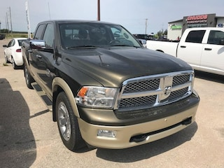 Used 2011 Dodge Ram 1500 Laramie Longhorn Crew Cab 1D7RV1CT9BS666436 for sale near you in Gimli, MB