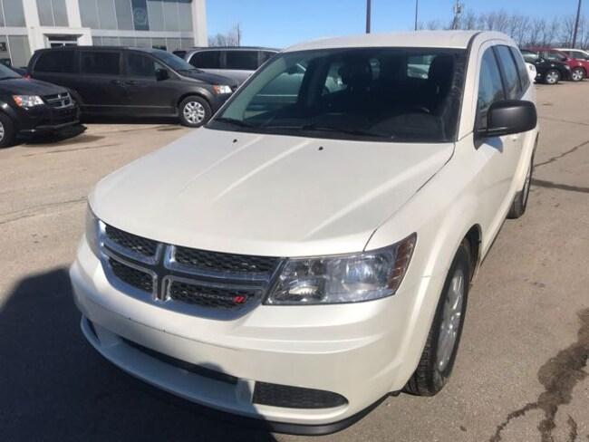 Used 2016 Dodge Journey CVP/SE Plus SUV  Serving Winnipeg