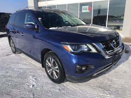 Featured 2018 Nissan Pathfinder SV 4x4 for sale near you in Gimli, MB