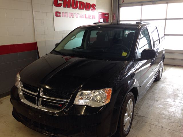 Featured Used 2017 Dodge Grand Caravan SXT Van for sale near you in Gimli, MB