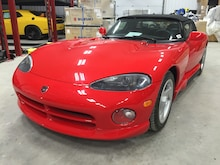 1995 Dodge Viper RT/10 Décapotable ou cabriolet