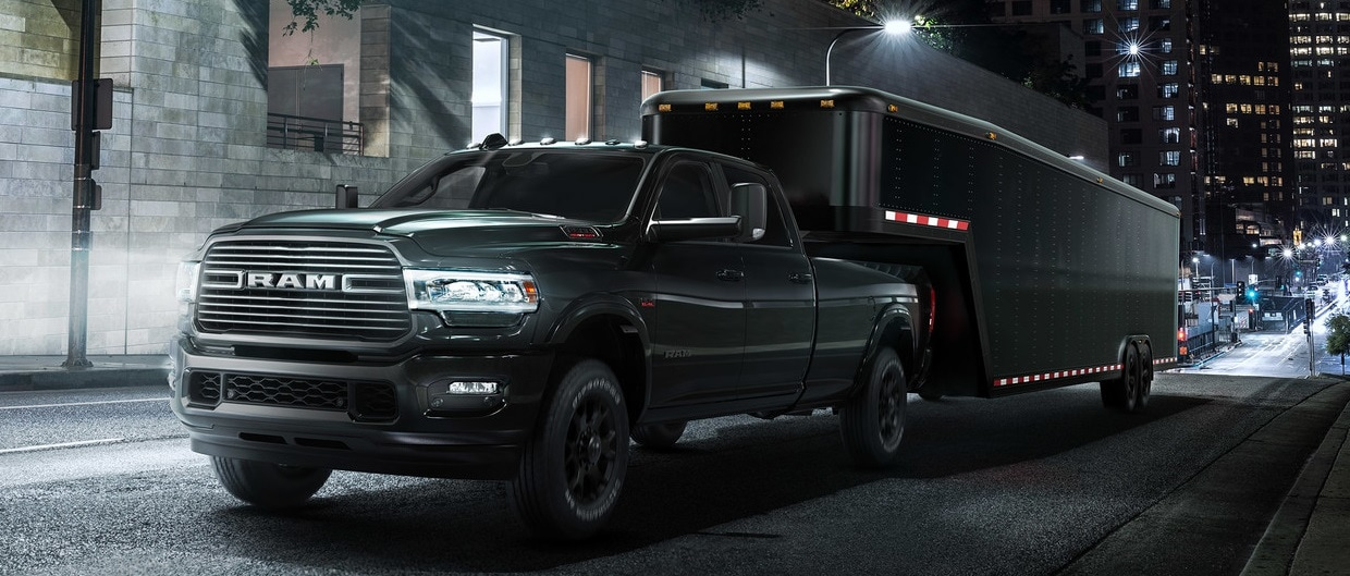 2021 Ram 2500 Towing Capability
