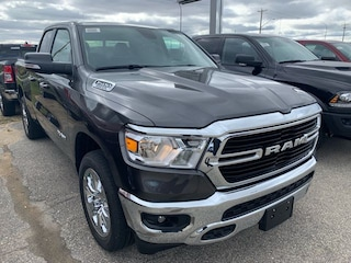 New 2020 Ram 1500 Big Horn Truck Quad Cab 1C6SRFBT8LN154334 for sale near you in Gimli, MB near Winnipeg