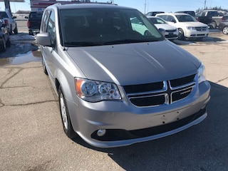 Used 2017 Dodge Grand Caravan Crew Van 2C4RDGDGXHR878953 for sale near you in Gimli, MB