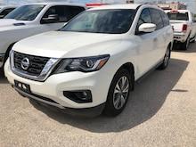 2017 Nissan Pathfinder S VUS