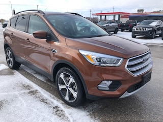 Certified Pre-Owned 2017 Ford Escape SE SUV for sale near you in Gimli, MB