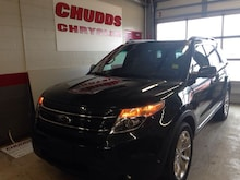 2013 Ford Explorer LIMITED 4WD VUS