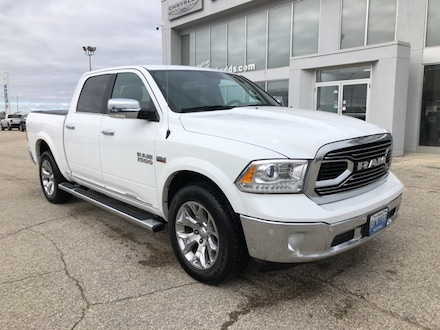 Featured Used 2016 Ram 1500 Longhorn Truck Crew Cab for sale near you in Gimli, MB near Winnipeg
