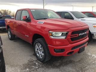 New 2020 Ram 1500 North Edition Truck Quad Cab 1C6SRFBT6LN146555 for sale near you in Gimli, MB near Winnipeg