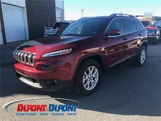 2017 Jeep Cherokee Seulement 8407 Kilometres