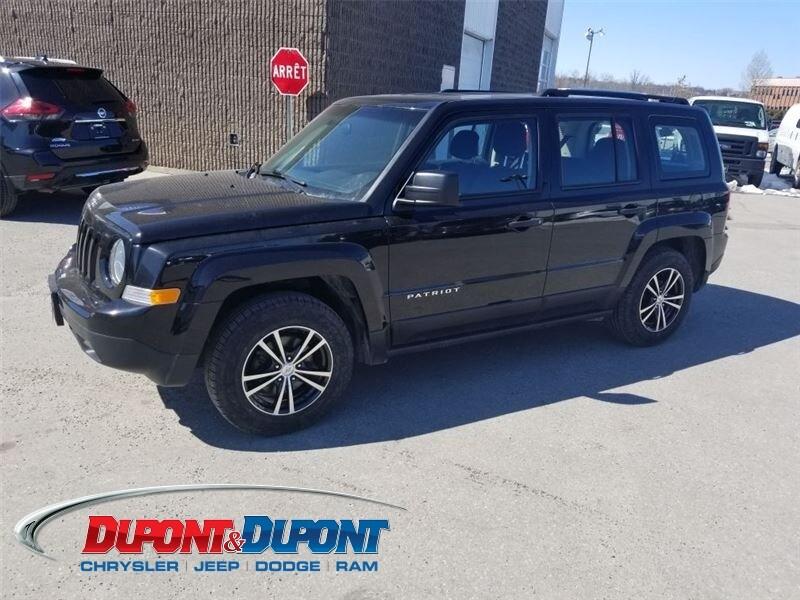 2015 Jeep Patriot Sport VUS