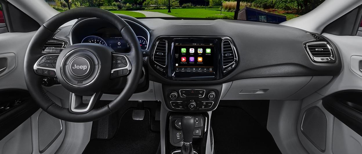 le tout nouveau jeep compass 2017 gatineau. Black Bedroom Furniture Sets. Home Design Ideas