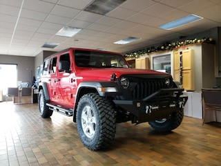 2019 Jeep Wrangler Unlimited Sport Red Neck Special 4x4 SUV