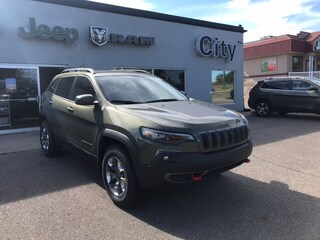2019 Jeep New Cherokee Trailhawk elite 4x4 SUV