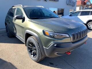 2019 Jeep New Cherokee Trailhawk Elite 4x4 SUV
