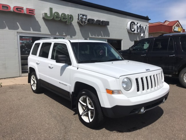 2015 Jeep Patriot Limited 4x4 Leather SUV