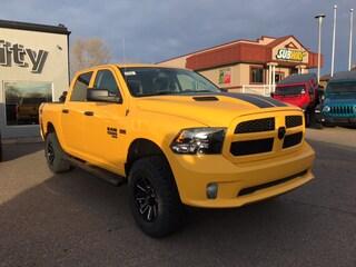 2019 Ram 1500 Classic RUMBLE BEE Crew Cab 4x4 Truck Crew Cab