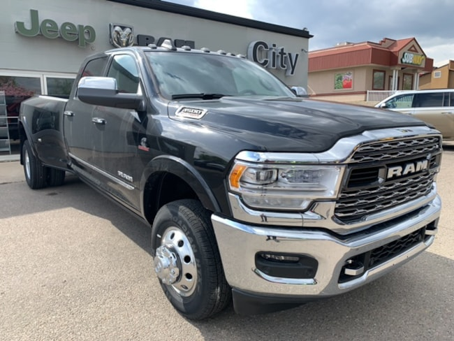 2019 Ram 3500 Limited 4X4 Heated Seats Remote Start  Truck Crew Cab