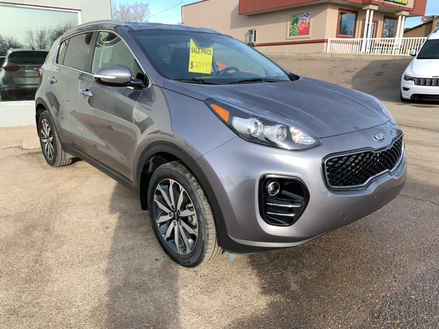 2017 Kia Sportage EX AWD Remote Start Heated Seats  SUV