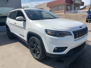 2019 Jeep Cherokee Altitude 4x4 Heated Seats Remote Start SUV