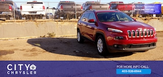 2015 Jeep Cherokee North SUV