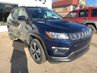 2019 Jeep Compass North 4X4 Remote Start Heated Seats  SUV