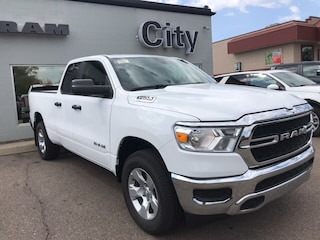 2020 Ram 1500 Tradesman Quad Cab 4x4 with eTorque Quad Cab