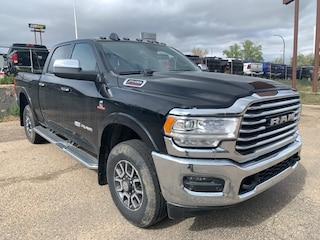 2019 Ram 2500 Laramie Crew Cab 4x4 Diesel Truck Crew Cab