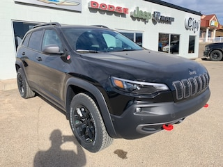 2019 Jeep New Cherokee Trailhawk Elite 4x4 Heated/Cooling Seats Remote St SUV