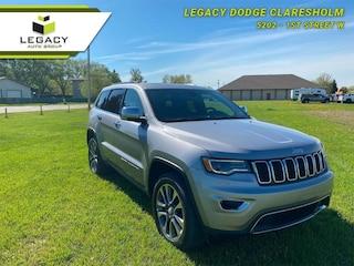 2018 Jeep Grand Cherokee Limited - Leather Seats SUV