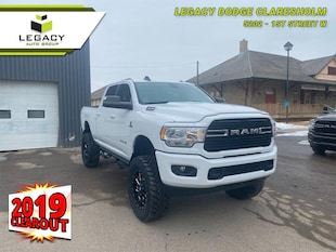 2019 Ram 3500 Big Horn - Towing Package Crew Cab