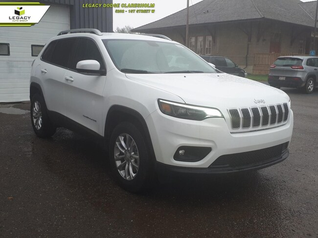 2019 Jeep Cherokee North - Heated Seats SUV