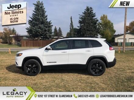 2021 Jeep Cherokee Altitude - Sunroof SUV