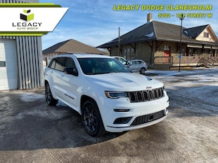 2020 Jeep Grand Cherokee Limited - Sunroof - Leather Seats SUV