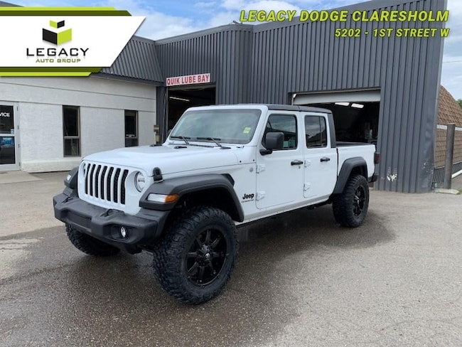 2020 Jeep Gladiator Sport S -  Leveling-Kit Regular Cab