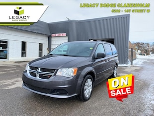 2017 Dodge Grand Caravan SXT -  Power Windows Van