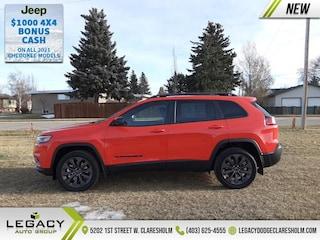 2021 Jeep Cherokee 80th Anniversary - Leather Seats SUV