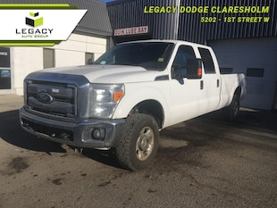 2011 Ford F-250 Super Duty XL Long BOX Work Truck Crew Cab