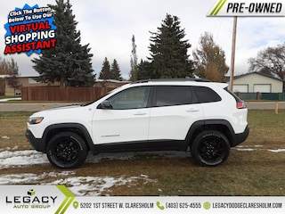 2019 Jeep Cherokee Base - Trailhawk -  Off-Road Ready SUV
