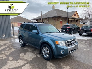 2011 Ford Escape Limited - Leather Seats -  Bluetooth SUV