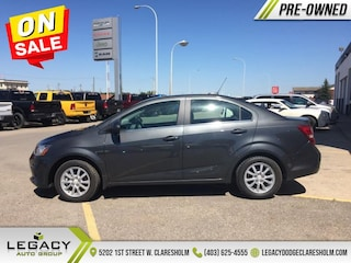 2018 Chevrolet Sonic LS - Bluetooth - Low Mileage Sedan
