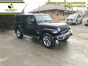 2018 Jeep Wrangler Unlimited Sahara - Trailer Tow SUV