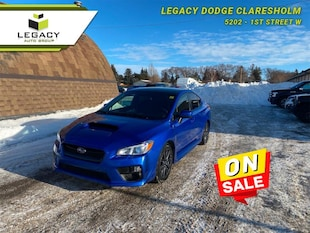 2017 Subaru WRX Base - Bluetooth -  Heated Seats Sedan